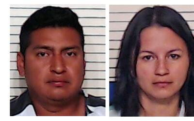Gloria Elizabeth Romero Pérez  y Julio Amílcar Jimé...