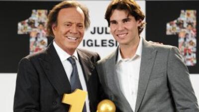 Rafael Nadal y Julio Iglesias son dos de las personalidades más queridas...