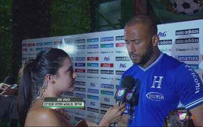 "Víctor Bernárdez: ""Hicimos buen partido pero México hizo los goles"""