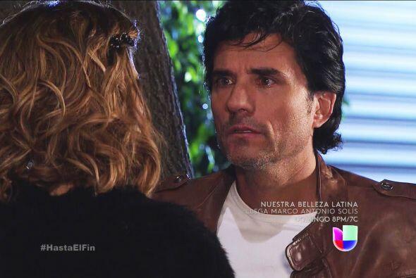 Alexa terminó de una vez por todas su relación con Armando.