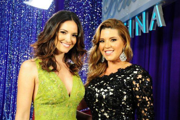 Ambas ex Miss Universo tendrán a su cargo el entrenamiento del grupo de...