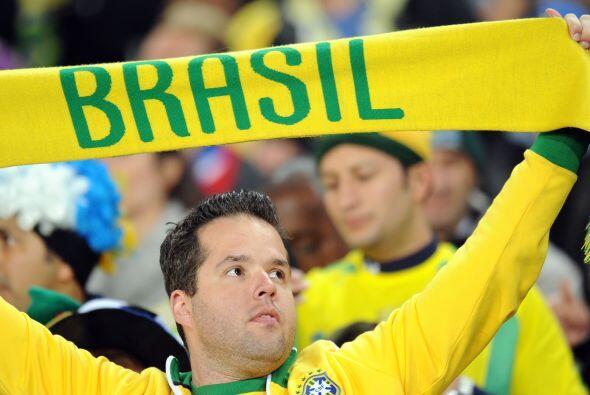 Brasil es cabeza de serie del Grupo B que también lo conforman Pa...