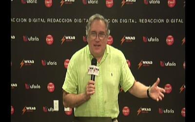Pasión a la boricua! Luis Dávila Colón dice que en Puerto Rico no se sab...