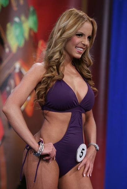 Aquí tienes a la ganadora del voto popular, la colombiana Paola C...