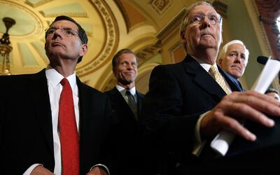 ¿Cuál es el proceso para aprobar el gabinete de Trump?