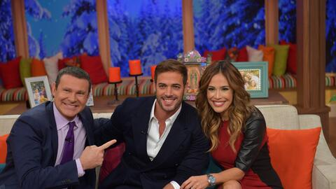 William Levy en Despierta América
