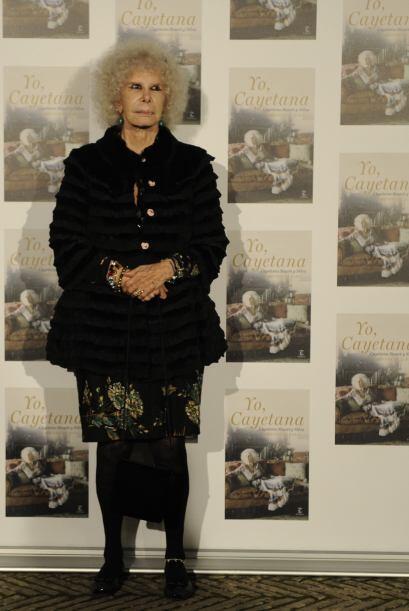 El hijo de la Duquesa de Alba, Cayetano Martínez,  ha afirmado qu...