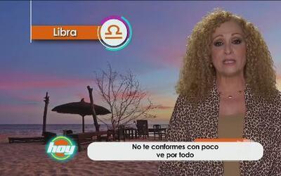 Mizada Libra 06 de mayo de 2016