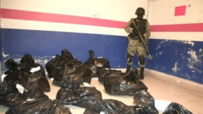 Venezuela decomisó 20 toneladas de droga.