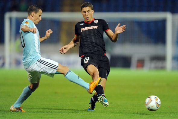 Otro representante español en este torneo es el Athletic de Bilbao.