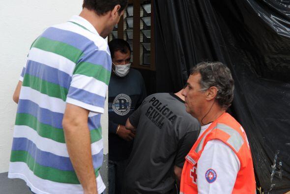 Otra ciudad afectada es Petrópolis que ya registra 36 fallecidos.