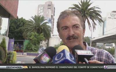 """Ricardo La Volpe: """"El equipo sigue invicto, terminó 1-1 y perdió por pen..."""