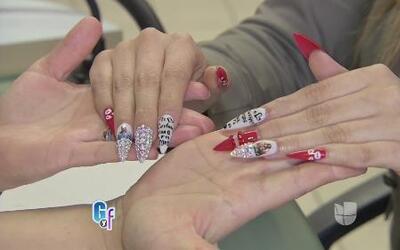 Los narco-regalos, como las 'uñas del Chapo', son la tendencia del momento