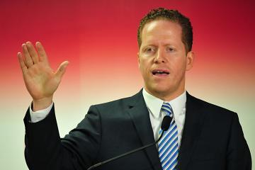 Candidato a la Gobernación de Puerto Rico por el PPD.