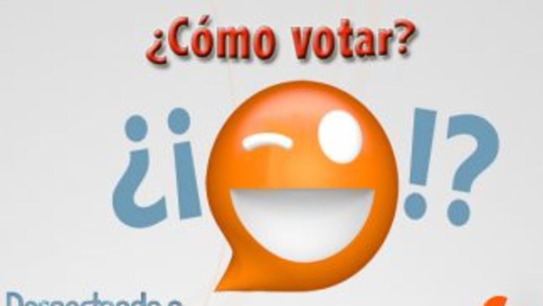 ¿Cómo votar?