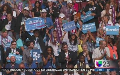 Lo más importante del primer día de la Convención Demócrata