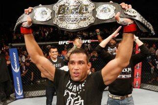 Werdum derrotó a Caín y es campeón completo de UFC.
