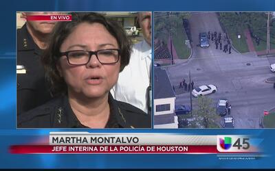 Nueve personas resultaron heridas tras tiroteo en el suroeste de Houston