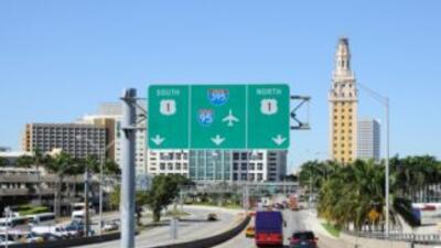 Actualmente las velocidades son de 70 millas por hora en autopistas inte...