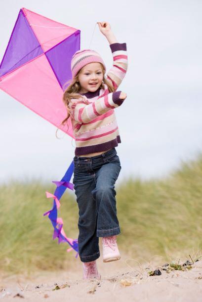 ¡Pon a volar un cometa! Los vientos de otoño son ideales pa...