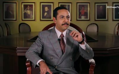 Humberto Busto se enfrentó con un gran reto en la serie 'El Chapo'
