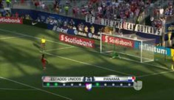 Goooolll!!! Abdiel Arroyo Molinar anota su penalti para el Panamá