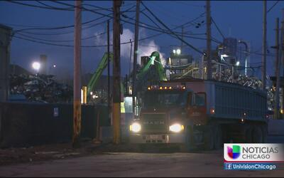 Planes para construir planta de reciclaje en Pilsen se vienen abajo