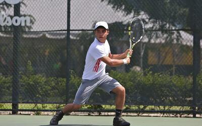 Héctor Antoine Díaz, tenista puertorriqueño