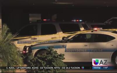 Un hombre muerto tras balacera en Scottsdale