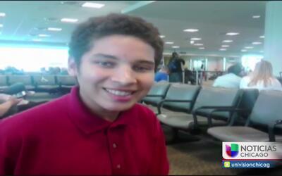 Liberan a adolescente venezolano de un refugio en Chicago, pero continua...