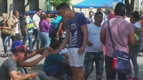 Cubanos varados en Tamaulipas, México, temen por su destino