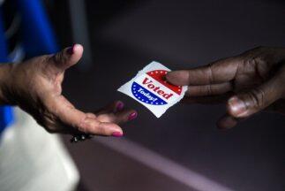 Medio millón de latinos están registrados para votar en la...