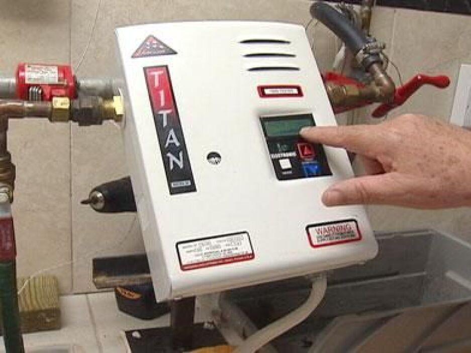 6. El calentador de agua es uno de los gastos más grandes que tiene tu h...