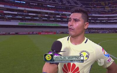 """A Osvaldo Martínez Le gusta la idea de La Volpe: """"Posesión y aprovechar..."""