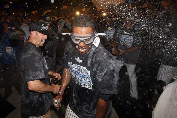 2B. Robinson Canó. Yankees de Nueva York. En 2011, Canó ba...