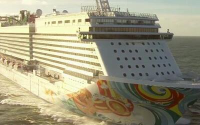 Aventuras en altamar con Paola Gutierrez en un crucero de ensueño