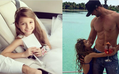 hija william levy y elizabeth gutierrez