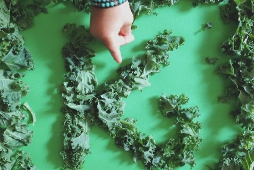 K is for Kale