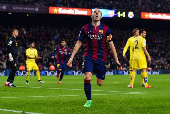 El Barça aún sigue con vida en la Champions League con un pie en cuartos...