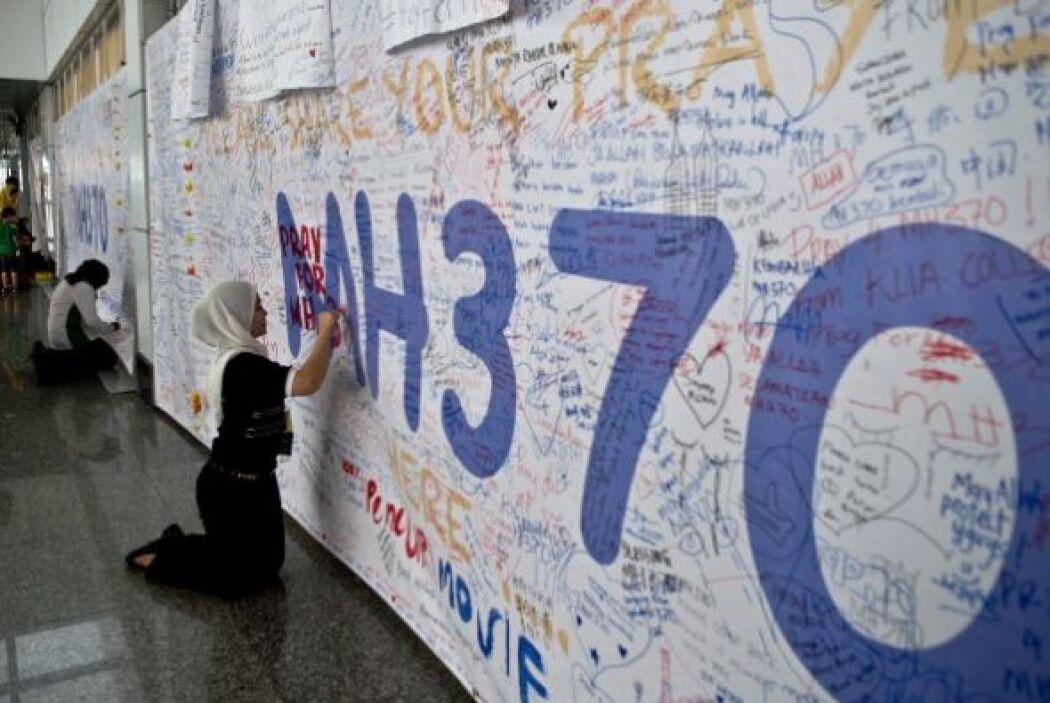 Era el 8 de marzo y en la aeronave viajaban 227 pasajeros y 12 tripulantes.