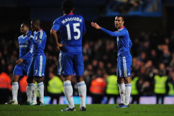 Chelsea volvió a jugar mal y empató 1 a 1 ante el Everton, perdió la pun...
