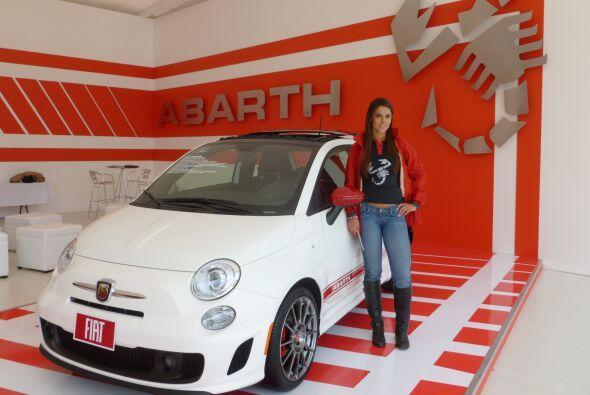 ¿Prefieres las emociones fuertes? Que tal el Fiat 500 Abarth.