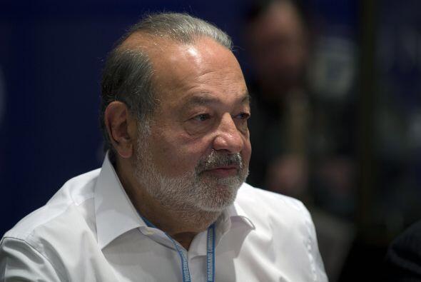 Carlos Slim, el hombre más rico del mundo gracias a su imperio de las te...