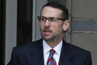 David Wildstein, quien trabajaba en la Autoridad de Puertos de Nueva Yor...