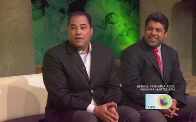 Carmelo Ríos y Luis Vega Ramos de cara a las Primarias