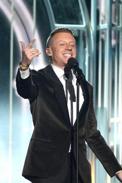 La noche de los Grammy de este año se la llevó el 'performance' de Madon...