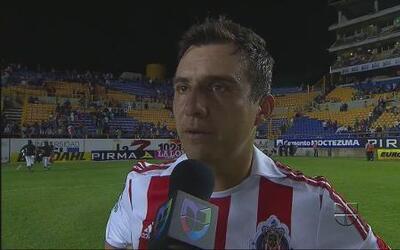 Resumen del partido de San Luis contra Guadalajara
