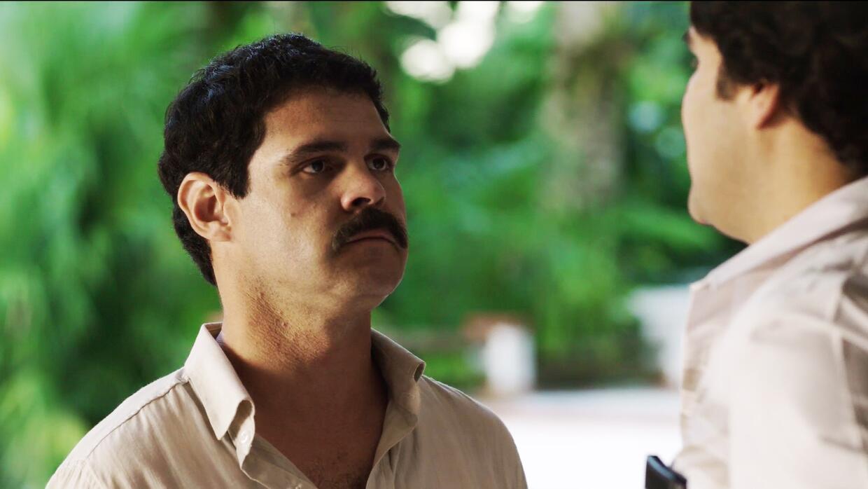 El estreno de la serie 'El Chapo'. 'El Chapo' Guzmán con...