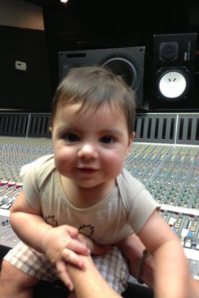 Milan Piqué es uno de los bebés más famosos del mun...