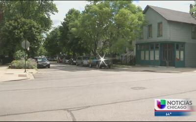 Investigan el apuñalamiento de un hombre de la tercera edad en Logan Square